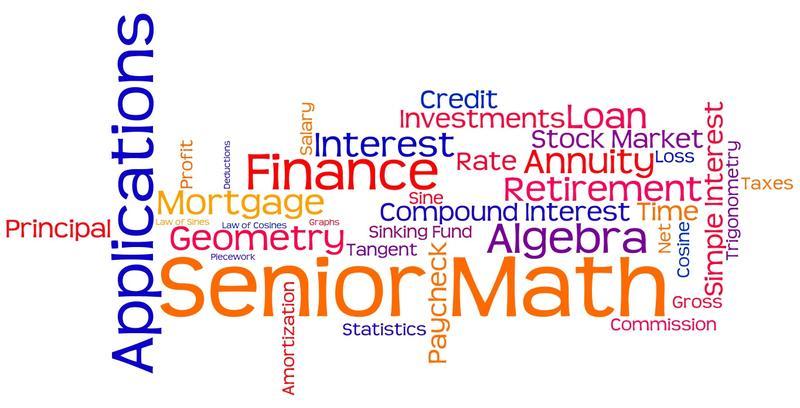 EAP Senior YR Math Course (ESM)
