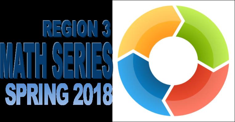 Region 3 math Speaker Series